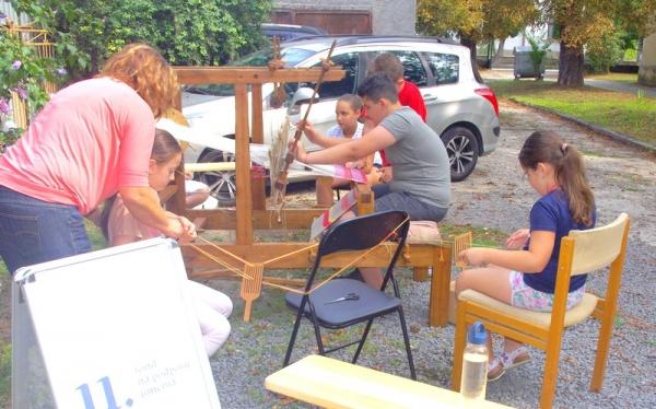 Detské letné tvorivé dielne prispeli k tomu, aby si počas týždňa účastníci vyrobili prekrásne výrobky