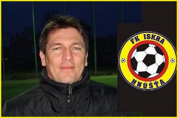 Manažér FK Iskra Hnúšťa Marián Petrok: Chlapci cieľ splnili