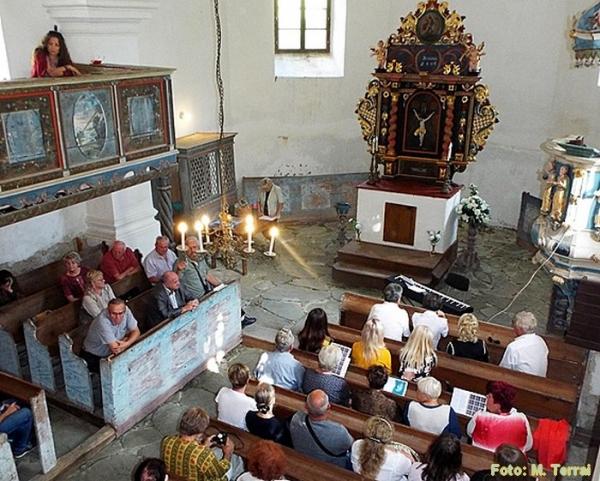 Tretí ročník koncertu kantoriek v evanjelickom kostole v Brdárke