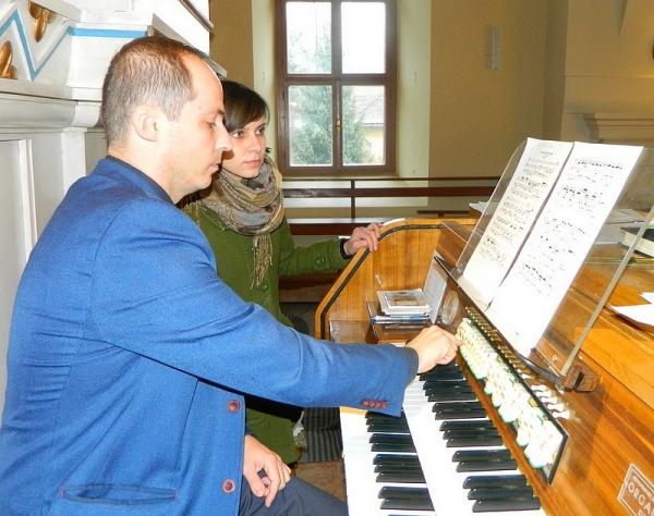 V Revúcej koncertoval významný poľský organista Bogusław Raba