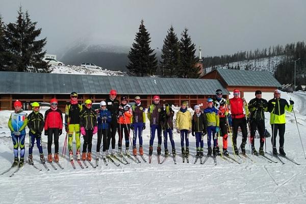 Poďakovanie od pretekárov Klubu biatlonu Magnezit Revúca
