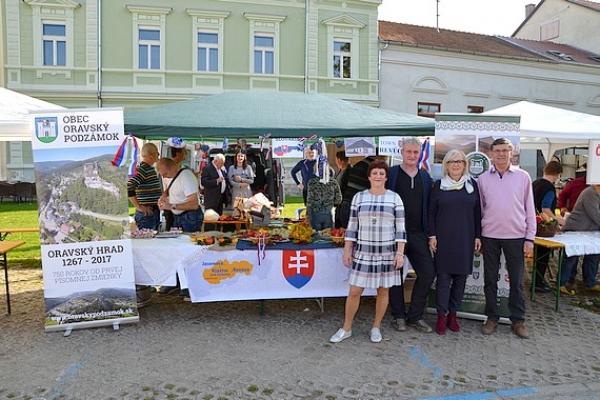 """Na veľtrhu """"SLAVONSKI BANOVAC"""" v chorvátskom Pakraci"""