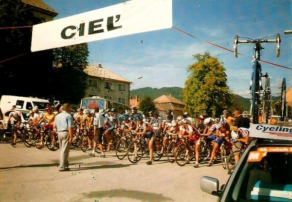 Cyklistika na Rudnej ceste