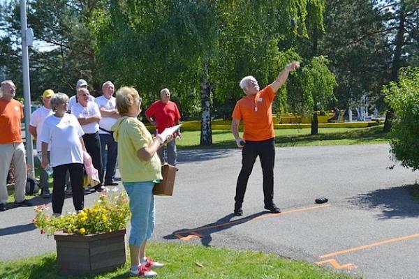 Európske mesto športu Košice privítalo športu oddaných seniorov