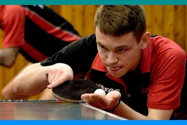 Alexander Valuch v jubilejnom ročníku stolnotenisového turnaja v Gemerskej Polome obhájil vlaňajšie prvenstvo