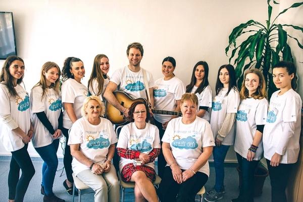 Nemocnica Svet zdravia Rožňava predstavila dobrovoľnícky projekt Krajší deň