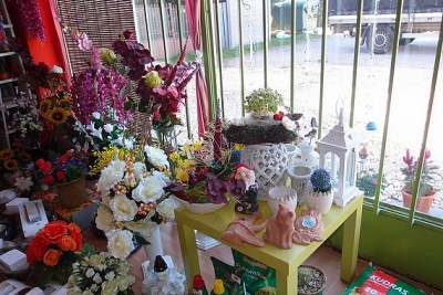 Vitajte vkvetinárstve upani Edity Bodnárovej  vGemerskej Polome