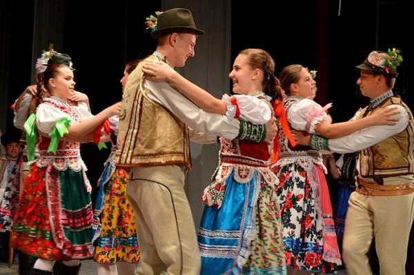 Nositelia tradícií 2018 z horného Gemera  predstavili svoju tvorbu v Dobšinej