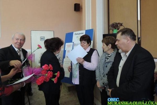 """Okresné kolo v prednese poézie a prózy seniorov """"Kukučínova Revúca"""" v Muránskej Dlhej Lúke rozhodlo o postupujúcich"""