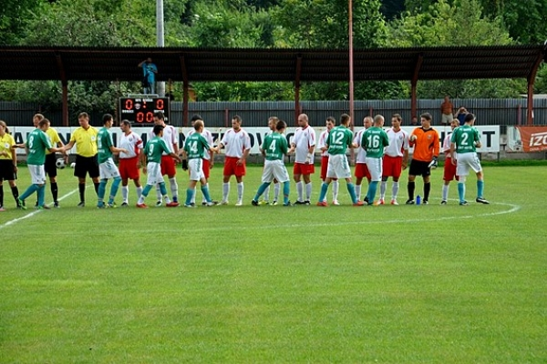 Krátke nahliadnutie do výsledkov futbalového klubu Slovmag Revúca v rokoch 2001-2002
