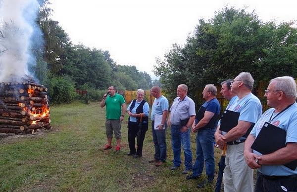 Matičiari rožňavského okresu aj tohto roku zapálili Vatru zvrchovanosti vo Vlachove