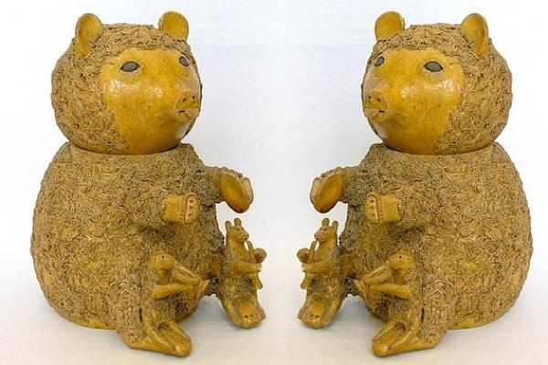 Predmetom mesiaca december v Gemersko-malohontskom múzeu je súbor hlinených tabačníc