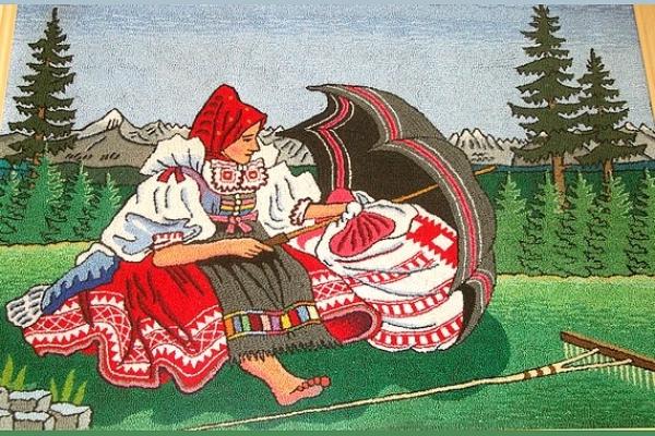 Výstava gobelínov - ukážka šikovných rúk a veľkej trpezlivosti rožňavských žien
