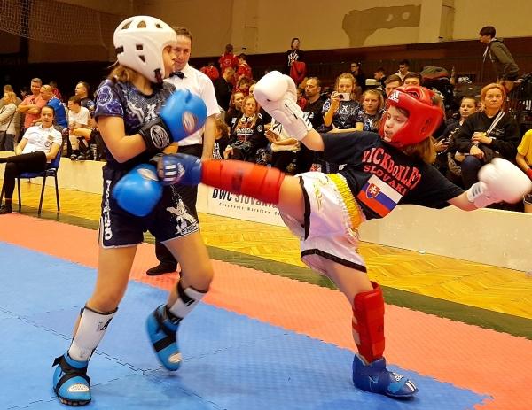 Team Kickbox Leon Revúca bojoval v Bratislave na najprestížnejšom kickbox turnaji na Slovensku