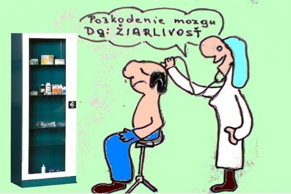 Ing. Marian Slavkay: Príhody baníkov z Gemera a Spiša - Nevyspytateľná choroba - žiarlivosť