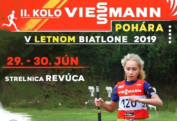 Do Revúcej sa na víkend presťahuje slovenský biatlon