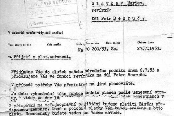 Marian Slavkay - Ako sa rodili krtkovia - Moje roky 1954 - 1957 (19)