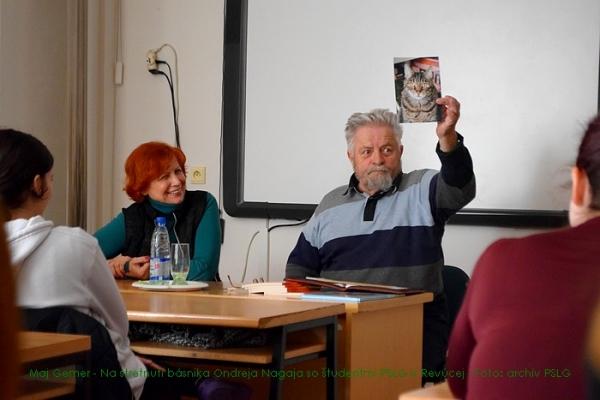 Hostia z Turca v Prvom slovenskom literárnom gymnáziu v Revúcej