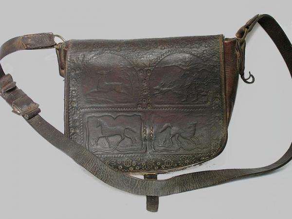 Kožené kapsy v zbierkovom fonde Gemersko-malohontského múzea