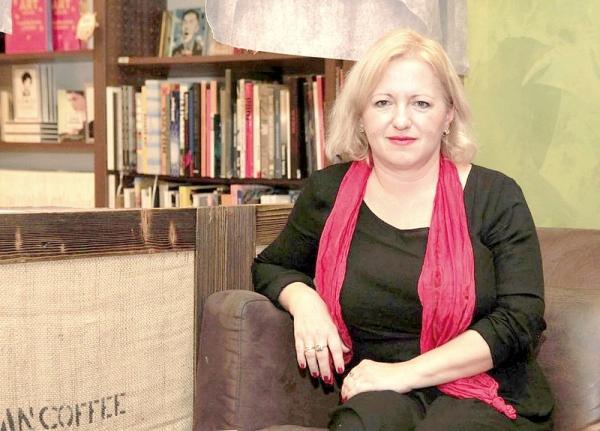 Do rožňavskej knižnice príde slovenská spisovateľka Silvia Bystričanová
