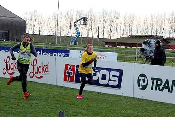 Celoslovenským finále v Detskom cezpoľnom behu testovali šamorínsku trať určenú na Majstrovstvá Európy dospelých v krose