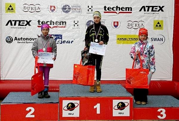 Tri majstrovské tituly pre biatlonistov zRevúcej