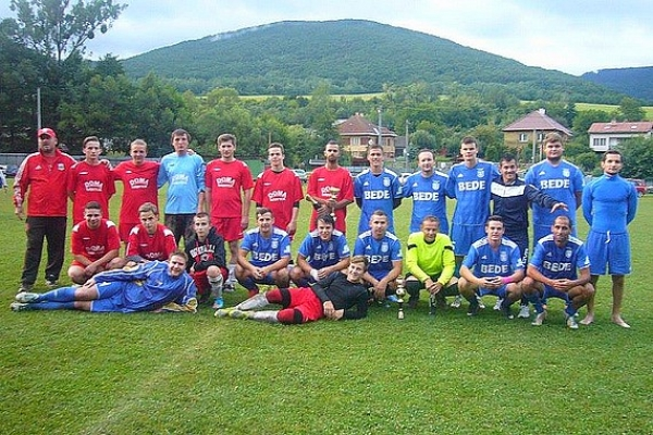 Tradičný futbalový turnaj Baníkov v Rožňavskom Bystrom patril domácim hráčom
