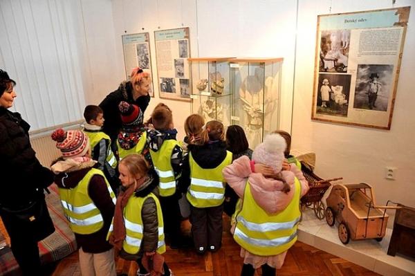Čo si môžu vo februári 2018 návštevníci Gemersko-malohontského múzea vRimavskej Sobote pozrieť