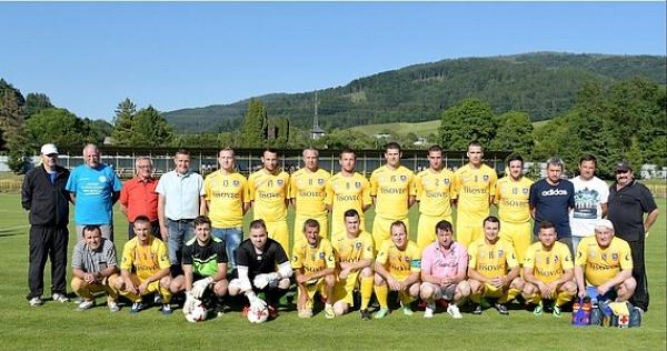 Futbalisti FK CSM Tisovec sa vrátili do IV. ligy