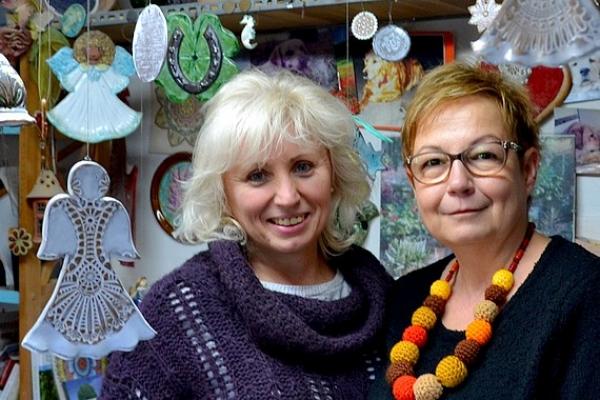 Keramikárka Danka  Bakšová robí svet krajším