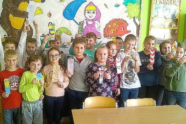 Projektom sa Revúčanom podarilo spojiť západ, stred aj východ Slovenska prostredníctvom ZŠ Horné Otrokovce a ZŠ s MŠ Trstené pri Hornáde