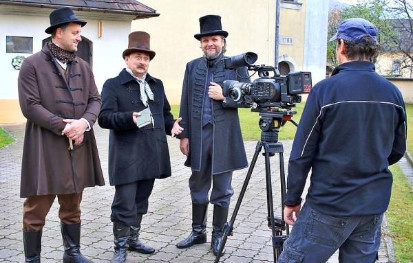 Film o Prvom slovenskom gymnáziu v Revúcej