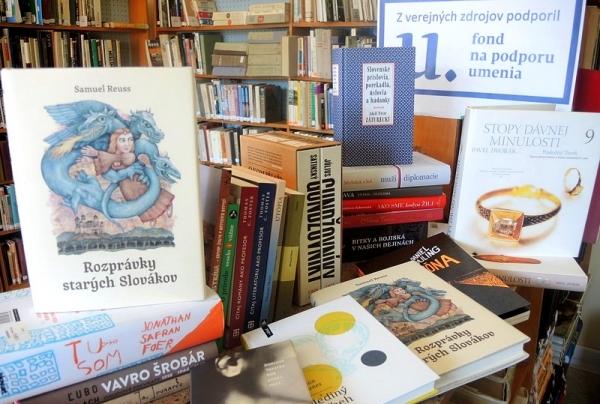 Nové strany v Mestskej knižnici Samuela Reusa
