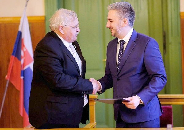 Podpisali Memorandum o spolupráci medzi KSK a Krajskou organizáciou JDS