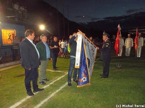 Sto štyridsiate piate výročie založenia DHZ Jelšava a 15. ročník nočnej hasičskej súťaže