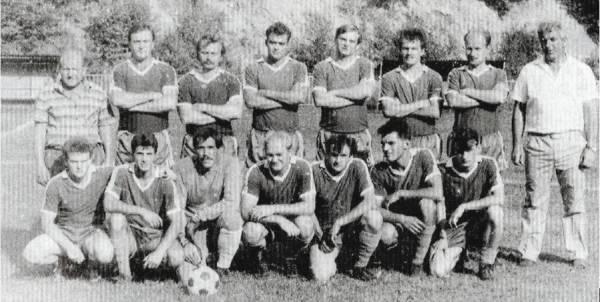 Družstevník Vyšná Slaná vo futbalovej sezóne 1992/1993