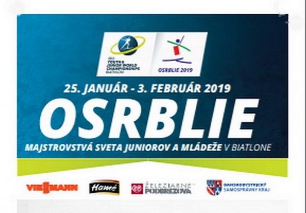 Mesto Revúca podporí našich na Majstrovstvách sveta v biatlone v Osrblí - Príďte aj Vy