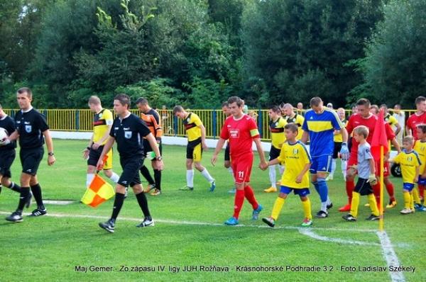 Historické víťazstvo Rožňavy po dramatickej hre v prvom derby s Krásnohorským Podhradím