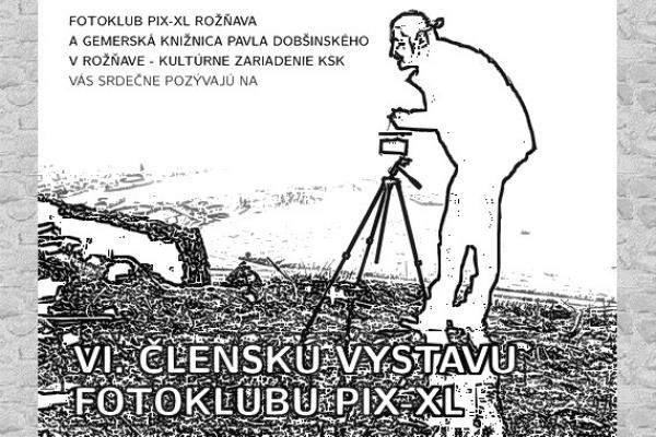 Mesiac fotografie – výstava fotoklubu Pix-XL, ktorá sa oplatí vidieť