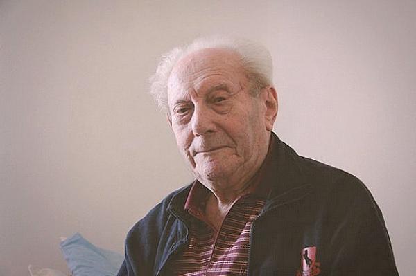 Spomienky posledného rožňavského Žida Tibora Ehrenfelda spojené s premietaním filmu Obchod na korze