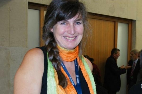 Beseda so spisovateľkou Camille Labas, ktorá najradšej komunikuje s ľuďmi cez knihy
