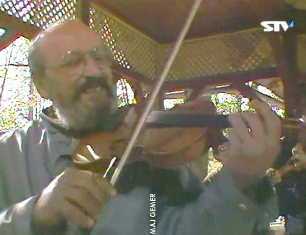 Pripomíname si 90 rokov od narodenia muzikanta a úžasného človeka Jána Jasenku zo Sirka
