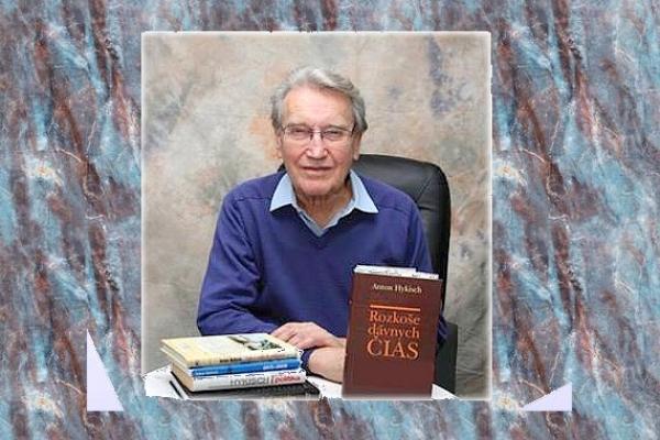 Anton Hykisch: Život spisovateľa je niečo ako štafetový beh