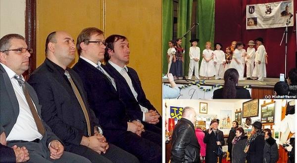 Na oslavách 190. výročia narodenia Pavla Dobšinského v Slavošovciach aj najvyšší predstavitelia Matice slovenskej