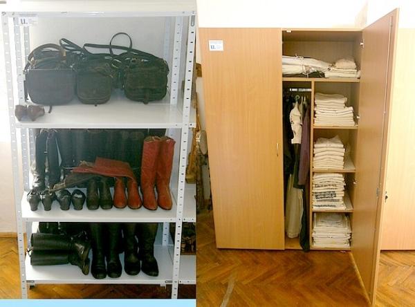 Skvalitnenie uloženia zbierok v depozitoch Gemersko-malohontského múzea