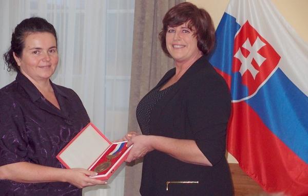 Lillian Bronďošová prvýkrát ako žena zvolená za starostku obce Gemerská Poloma