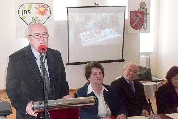 Na okresnom sneme JDS v Revúcej zvolili za nového predsedu Ing. Igora Hocka