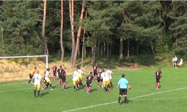 Dvanásť gólov padlo v Drnave, deväť z nich do brány Dobšinej