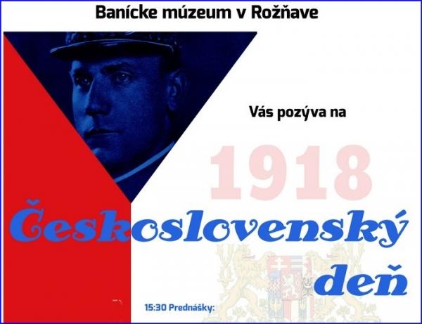 Príďte si s nami pripomenúť Československo