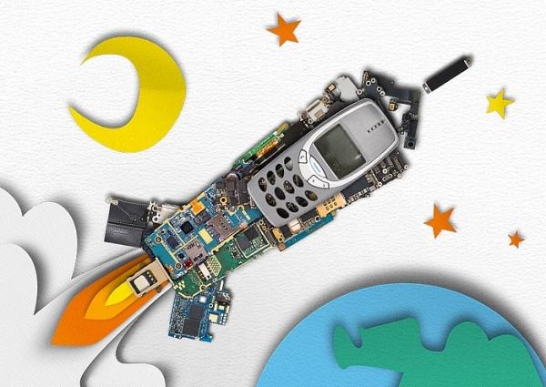 Váš starý mobil môže pomáhať pri skúmaní vesmíru či v zdravotníctve